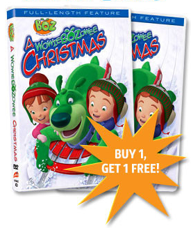 BOGO Boz Christmas DVD from ohAmanda.com