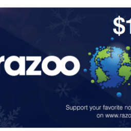 Give the Gift of Giving at Razoo.com