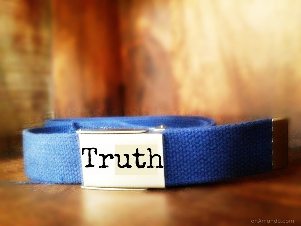 belt of truth