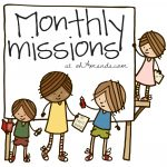 Write a Letter: April's Monthly Mission