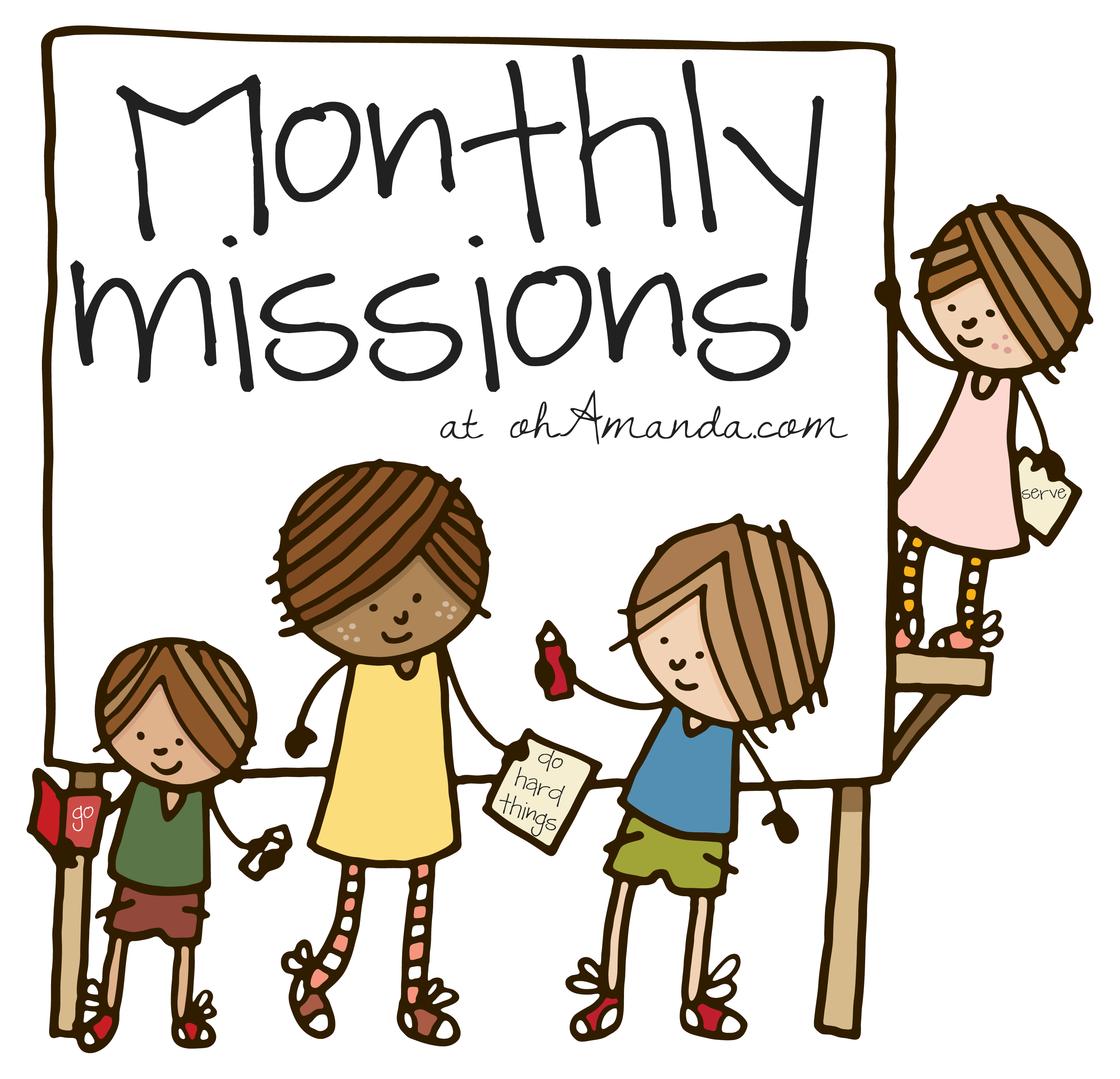 monthly missions