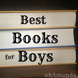 best book suggestions for boys chapter books