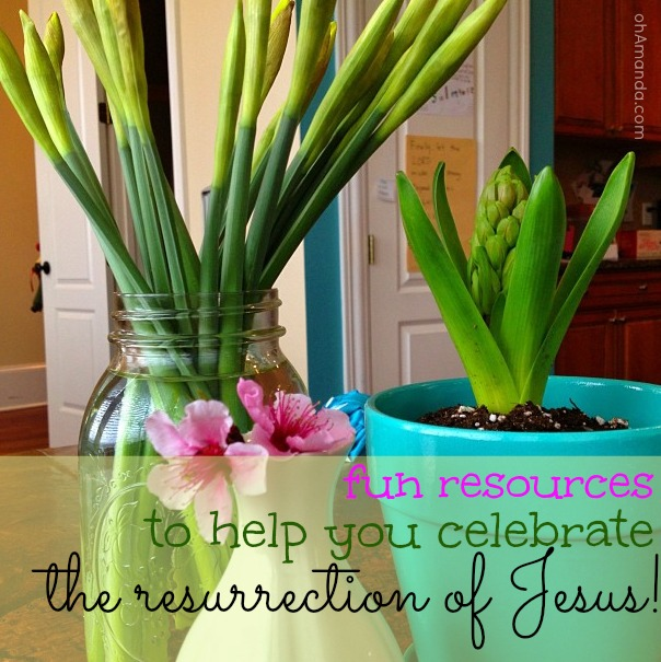 fun easter resources