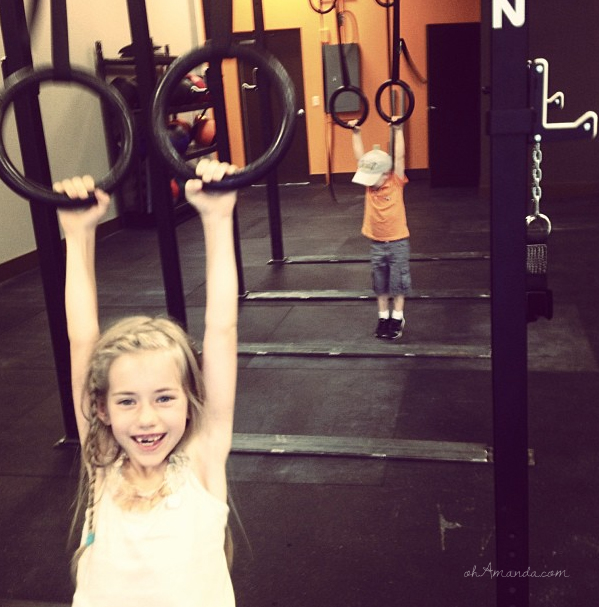 crossfit for moms