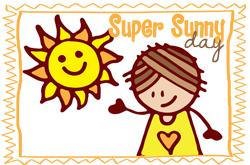 super sunny day sidebar