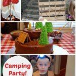 Asa's Camping Party
