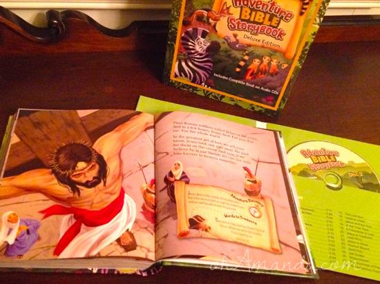 adventure bible storybook 3