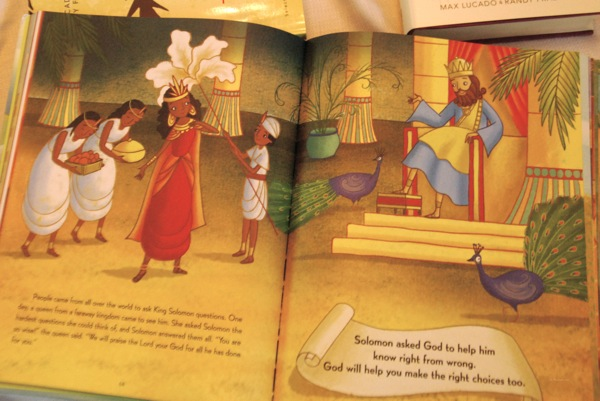The story books 6