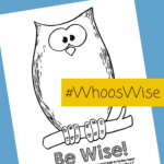 Popcorn & Diligence {Whoo's Wise}
