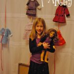 Lydia's American Girl Doll Party
