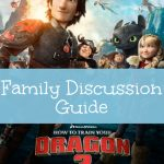 How To Train Your Dragon 2: Family Discussion Guide