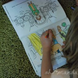 whats in the bible coloring book 1