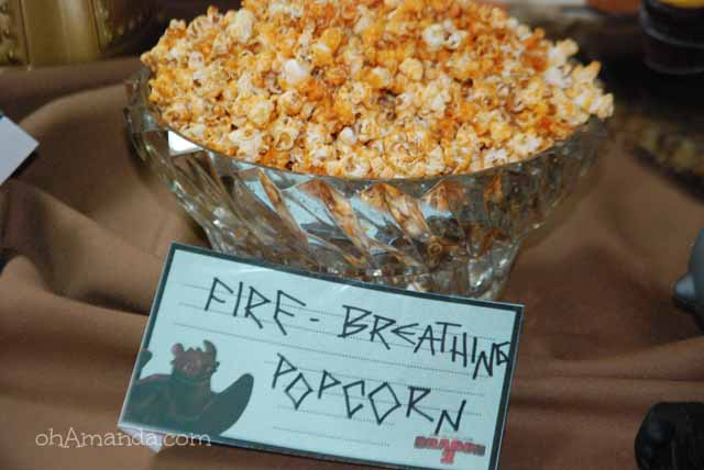 How To Train Your Dragon Viking Party 010