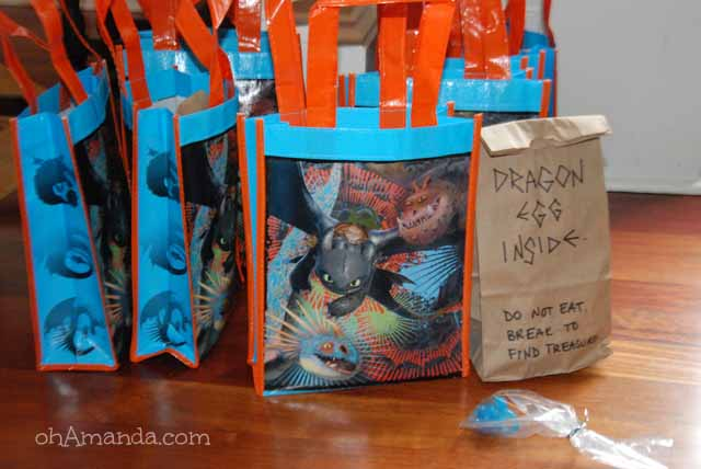 How To Train Your Dragon Viking Party 016