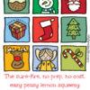 1christmas symbols