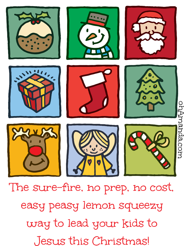 Sure Fire No Prep No Cost Easy Peasy Meaningful Christmas Ideas