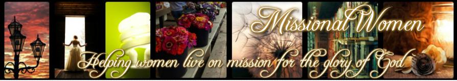 MissionalWomen.com
