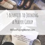 I Think You Should Join a Prayer Group…