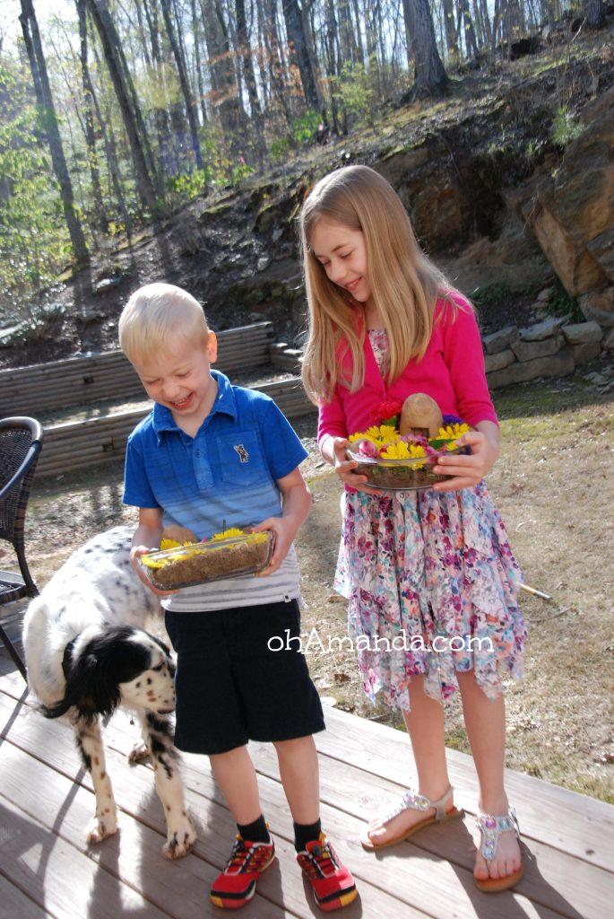 Resurrection Garden & Sense of the Resurrection ebook at ohAmanda.com