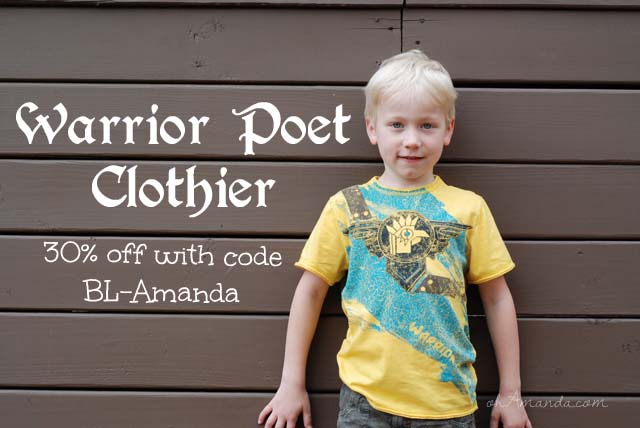 warrior poet coupon code