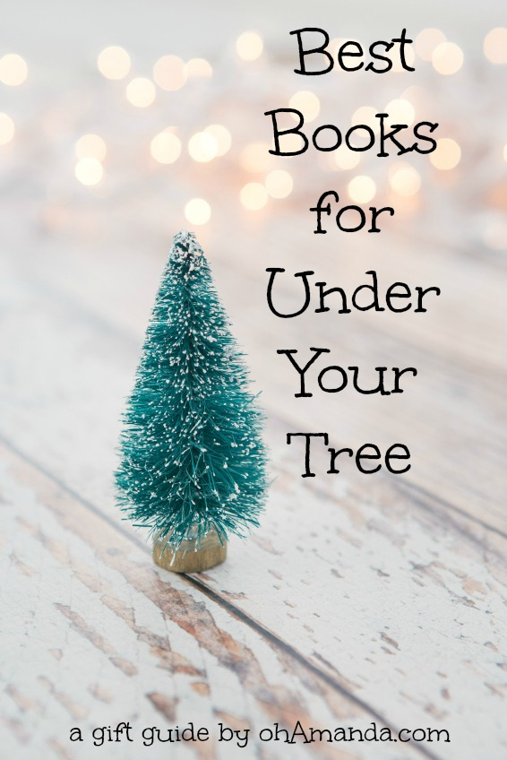 Kids books, read-clouds, books for grown ups and more! a gift guide from ohAmanda.com