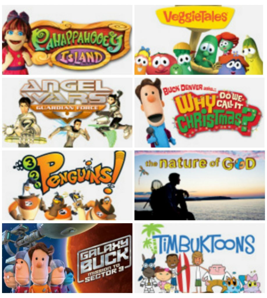 Best Christian Tv Shows For Kids