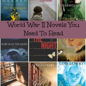 World War II Novels You Really Wanna Read