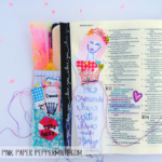 Bible Journaling for Dummies…er, I mean, Newbies