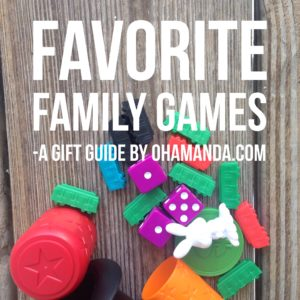 Gift Guide: GAMES GALORE