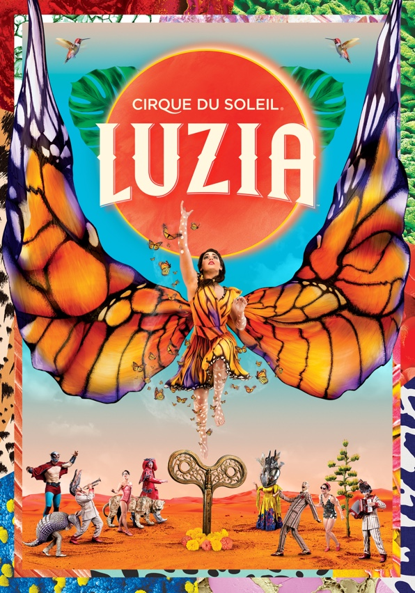 Luzia coupon Atlanta Atlantic Station Cirque du Soleil