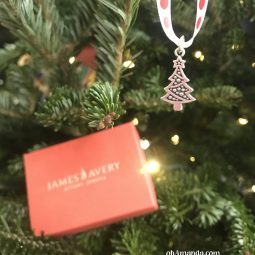 james avery charmed christmas tree