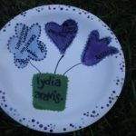 Party Pottery Plate