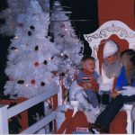 Santa Claus is Coming To Wordless Wednesday