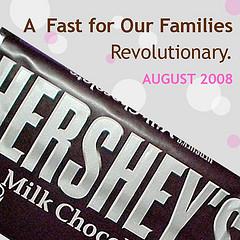A Radical Chocolate Fast