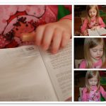 Wordless Wednesday: My Little Teacher