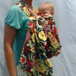 Bloggy Giveaway Day 2: Raspberry Baby Sling