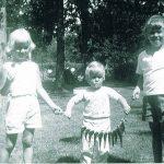 Retro Photo: Sisters