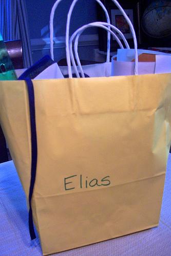 Noah craft bag