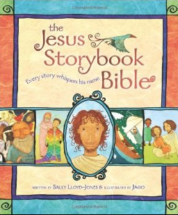 An interview with Sally Lloyd Jones, author of the Jesus Storybook Bible