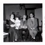 Retro Photo: Four Generations