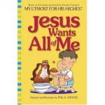 Book review: Jesus Wants All of Me