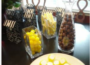black-yellow-candy-party