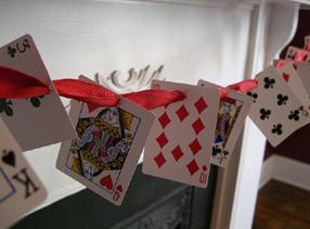 playing-card-garland