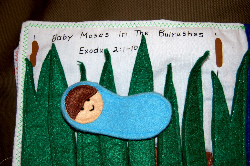 halloween costume bible baby