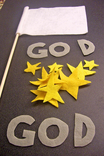 God flag craft