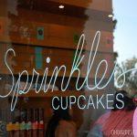 A Love Story: Sprinkles Cupcakes in Newport Beach