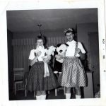 Retro Photo: Vintage Halloween Costumes