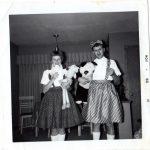 Retro Photo: Vintage Halloween Costumes