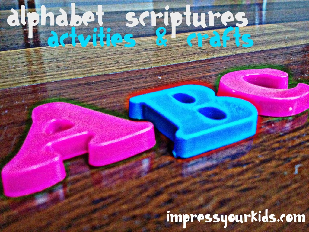 bible crafts abc
