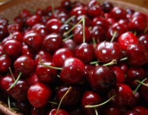 cherry fruit of the spirit love
